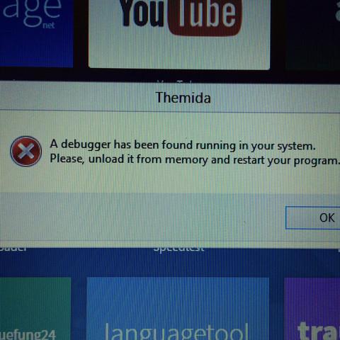 Was muss ich tun damit dieser Fehlercode bei Windows nicht mehr kommt?  (Computer, PC, Handy)