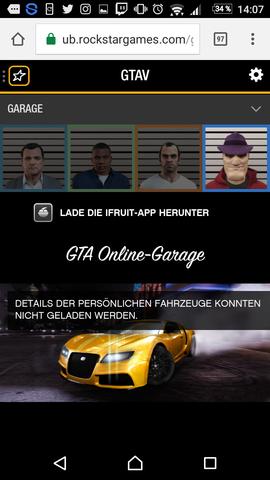 Warum kommt immer diese meldung - (gta, GTA 5, gta online)