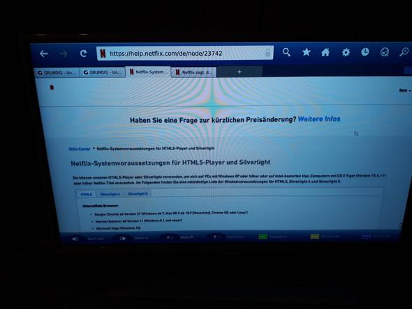 Grundig Fernseher Mit Laptop Verbinden : Was muss ich tun wenn mir mein grundig fernseher das anzeigt