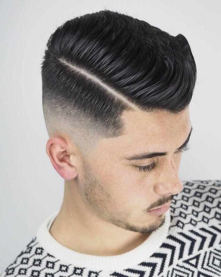 Was Muss Ich Zum Friseur Sagen Für Diese Frisur Männer Uebergang