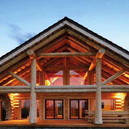Ein schönes Haus  - (Haus, bauen)