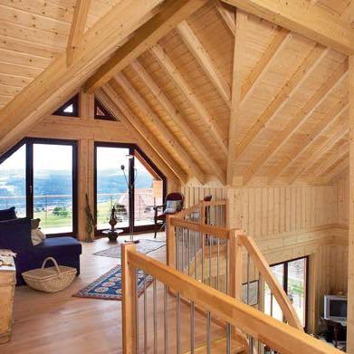 Auch ein schönes Haus  - (Haus, bauen)