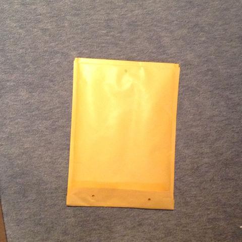 Polster Brief  - (Brief, verschicken)