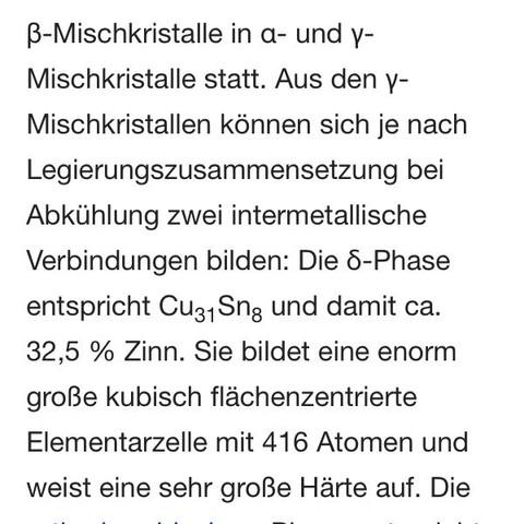 Alles? - (Chemie, Text, bronze)
