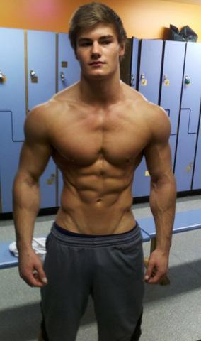Was muss man tun um einen Körper zubekommen wie Jeff Seid? (Muskeln ...