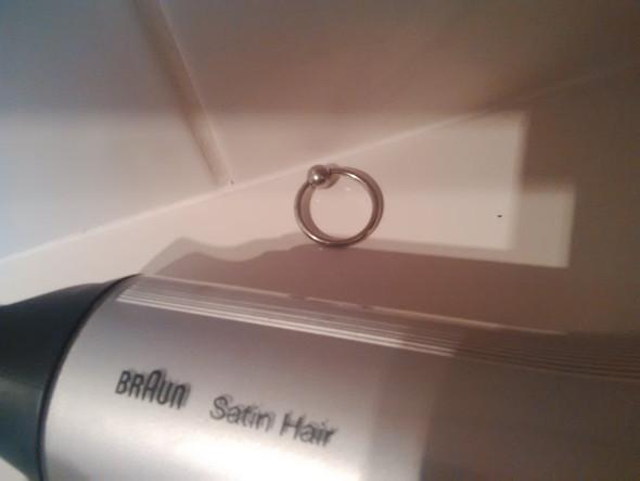 unbekannter Ring - (Ring, mit Kugel)