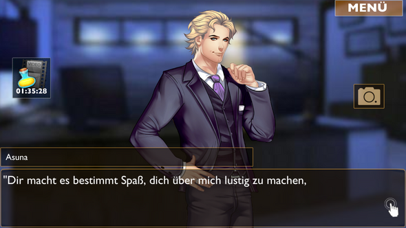 - (Liebe, Games, Ende)