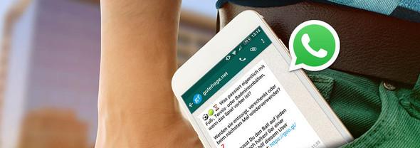 GF Whatsapp News - (Internet, Sport, Fußball)
