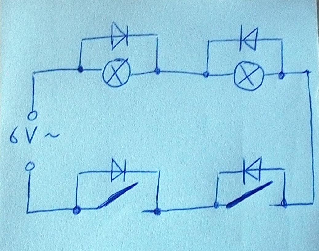 Nett Hausleitung Ein Schalter Bilder - Schaltplan Serie Circuit ...