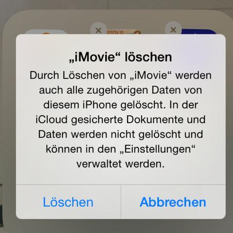 Anzeige  - (iPhone, Video, App)