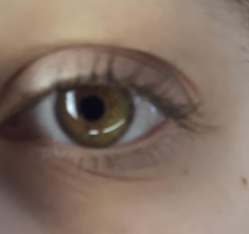- (Augen, Make-Up, Haarfarbe)
