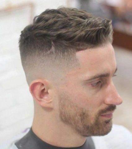 was sag ich den friseur für den haarschnitt? (haare)
