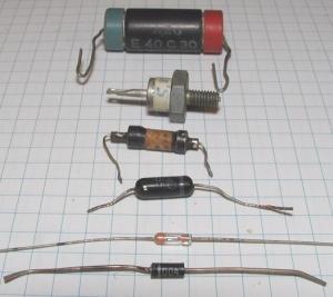 diode verschiedene größen - (Physik, Diode)