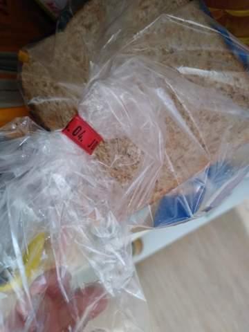 Was sagt die Farbe bei den MHD Etiketten von Toast aus?