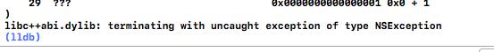 Fehlermeldung - (Xcode, Swift, iOS App)