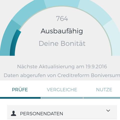 Bonify - (Finanzen, Bank, Bonität)