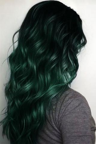 Was sagt ihr Männer zu dieser Haarfarbe bei einer Frau?