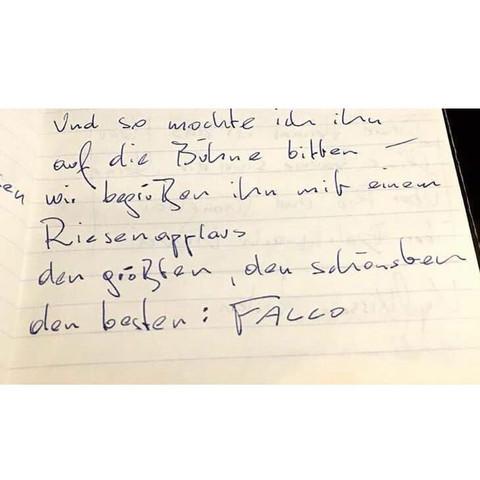 Notizbuch von Falco - (Psychologie, Buch, Menschen)