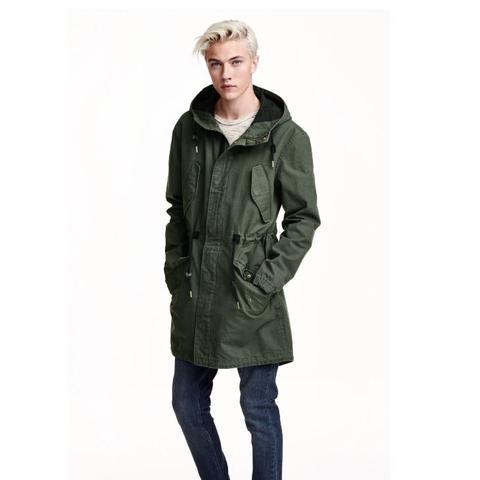 Was sagt ihr zu dieser Jacke von h&m für Jungs?
