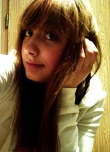 Lange Haare (Braun ) - (Haare, Frisur, blond)