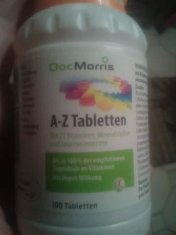 Was sind A-Z Tabletten?