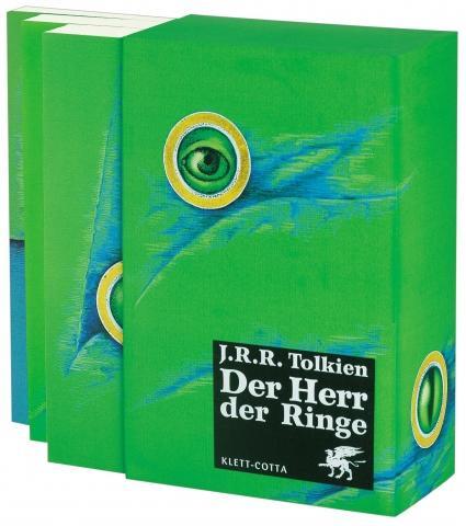 Das grüne Buch - (Buch, HDR, Tolkien)