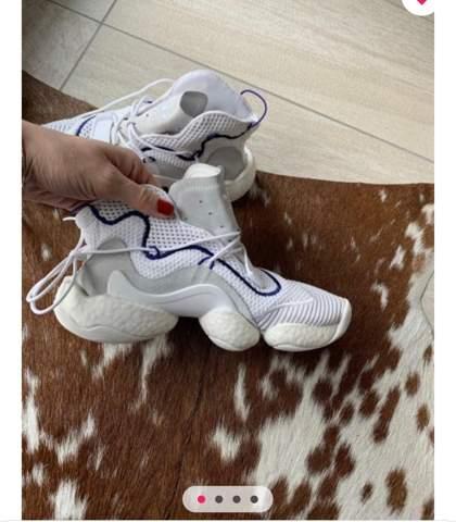 was sind das für adidas schuhe? Yeezy ähnlich?