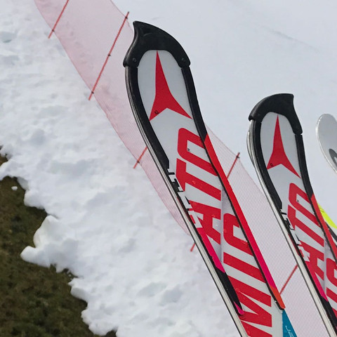 Bild betrachten  - (Ski, Schi, Slalom)