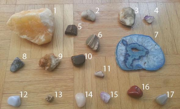 Die Steine - (Steine, minerale)