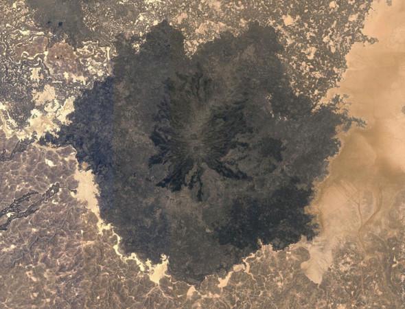 bild - (Wüste, Google Maps, Krater)