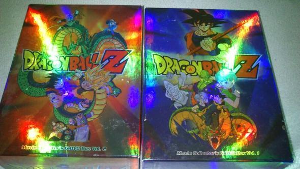 Was sind die Dragonball Z Vol. 1 und 2 Wert?