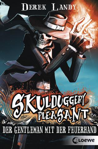 Was sind die Hauptpersonen vom Buch Skulduggery Pleasant?