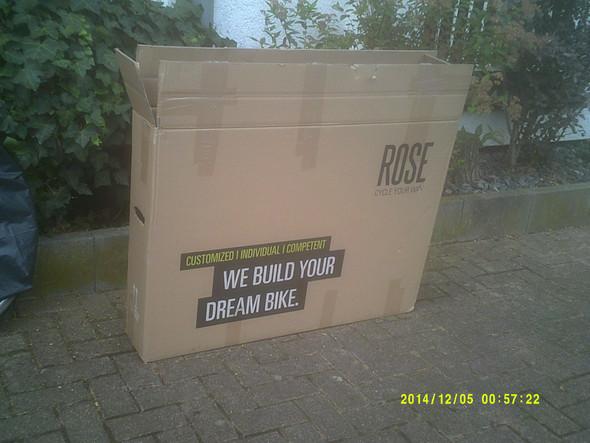 Karton - (DHL, paketversand, Sperrgur)