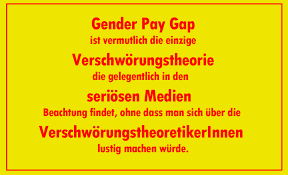 """Was sind die Motive der Verschwörungstheoretiker, die an den """"Gender Pay Gab"""" glauben?"""