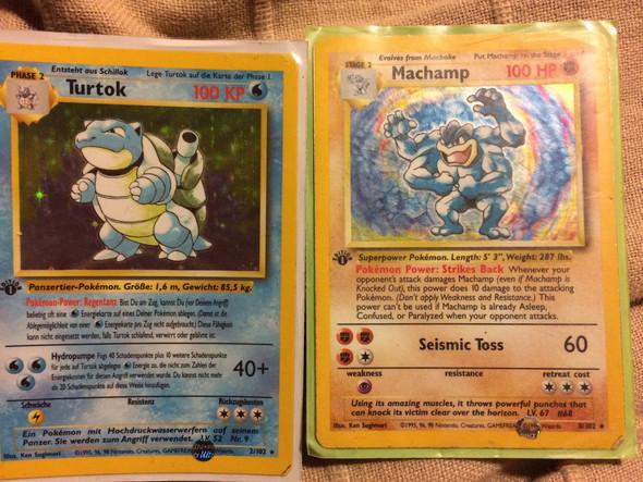 das sind sie^^ - (sammeln, Pokemonkarten)