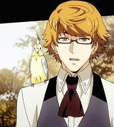 Nishiki - (Anime, Anime Charaktere)