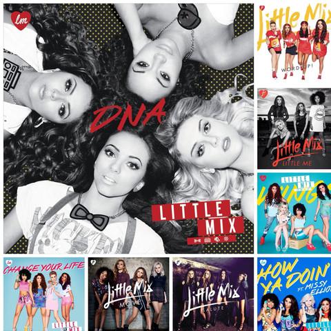 Eigentlich sind alle ihre Lieder großartig ❤️😍👑 - (Song, Little Mix, Favourite)