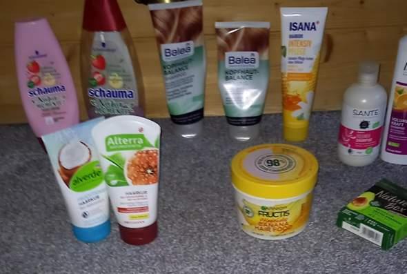 Was sind eure Top  3 Shampoos und eure Top 3 Haarkuren?