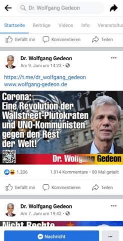 Was sind Wallstreet-Plutokraten und Uno-Kommunisten?