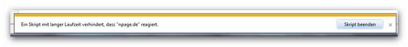Meldung - (Internet, Website)