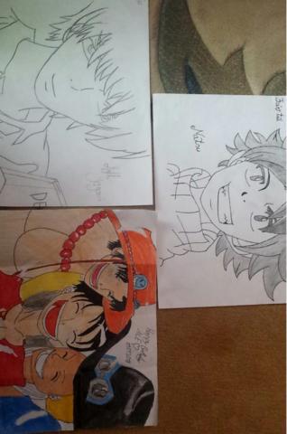 - (Anime, zeichnen, Zeichnung)