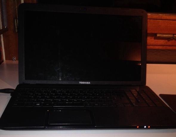 Mein Laptop - (blackscreen)