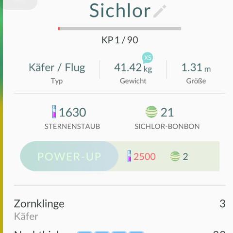 Fähigkeiten  - (Handy, Spiele, Pokemon)