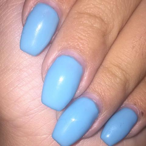 Das sind meine künstlichen Nägel - (Nägel, Maniküre, Künstliche Nägel)