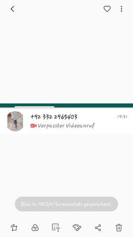 Blockierliste löschen whatsapp Apps auf