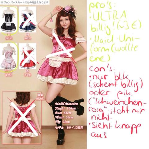Maid - (Kostüm, Cosplay)