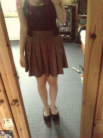...mein geplantes outfit... - (Kleidung, filmpremiere)