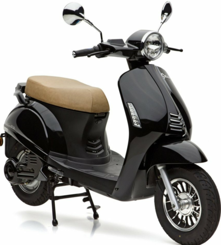 - (Moped, 50ccm)