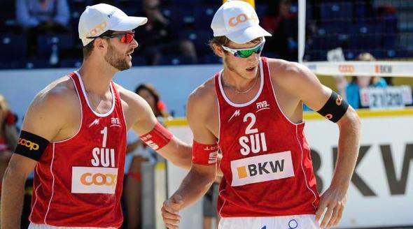 :) - (Sport, Leistung, Beachvolleyball)