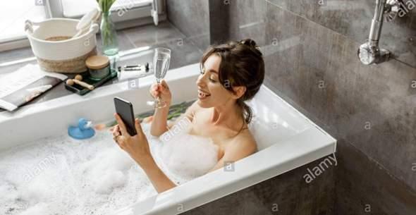 Was trinkst du am liebstenin der Badewanne 🛀?